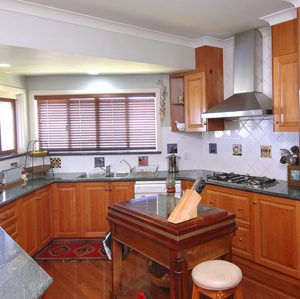 Remodeled Kitchen, Home Improvement Company, Clancy, MT